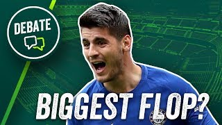 Is Alvaro Morata the BIGGEST Flop Of The Season? ► Debate with Stephen Howson & Statman Dave