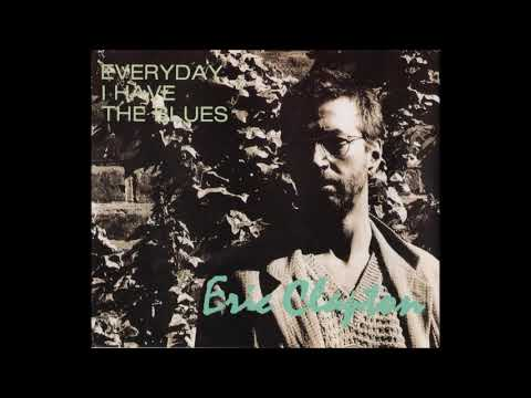 Eric Clapton - Every Day I Have The Blues (CD1) - Bootleg Album, 1995 Mp3