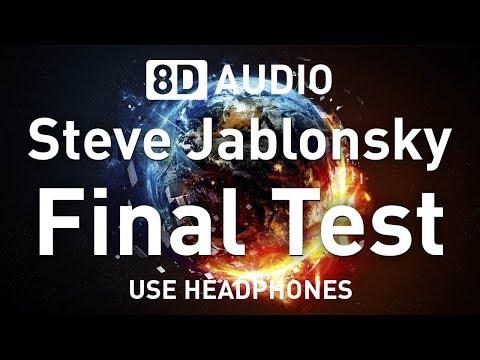 Steve Jablonsky - Final Test | 8D AUDIO | 8D EPIC MUSIC 🎧