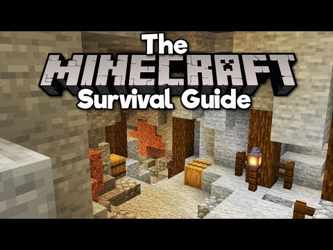 Designing A Stylish Mine! ▫ The Minecraft Survival Guide [Part 221]