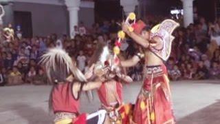 Festival Kesenian Reog Ponorogo, Kisah Awal Mula Reog, Di Alun Alun Ponorogo Menegangkan Sekali