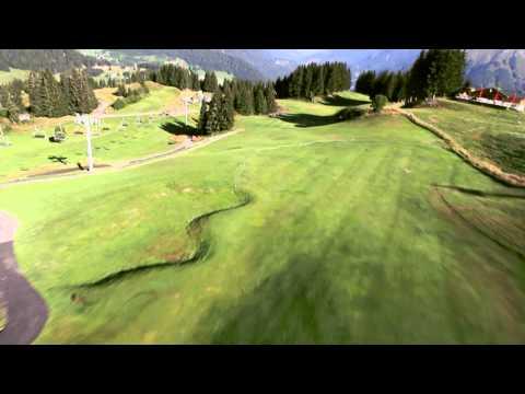 Trou n°10 - Golf Les Gets