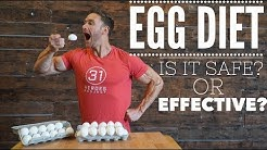 The Egg Diet: Is it Safe to Eat ONLY Eggs on a Keto Diet? - Thomas DeLauer