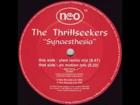 The Thrillseekers Synaesthesia (En Motion Mix)
