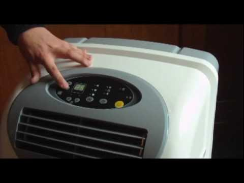 Polar Wind Air Conditioning Unit How To Install Youtube