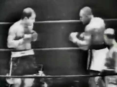Rocky Marciano vs Jersey Joe Walcott, I