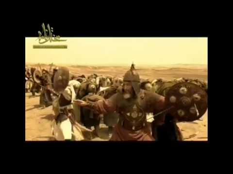 Imam Huseyn (e) xeymelerde oxlar altinda qildigi namaz  [313Ehlibeyt]