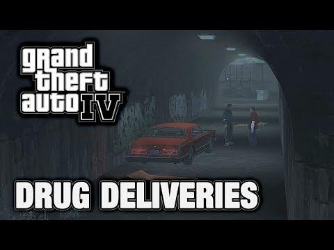 GTA IV - Little Jacob's Drug Deliveries