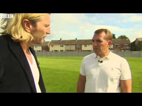 Football Focus With Brendan Rodgers