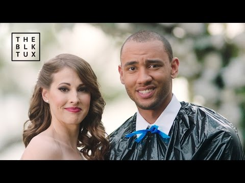 Don't Rent a Trashy Suit | The Black Tux