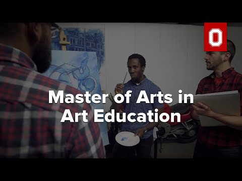 Master of Arts in Art Education