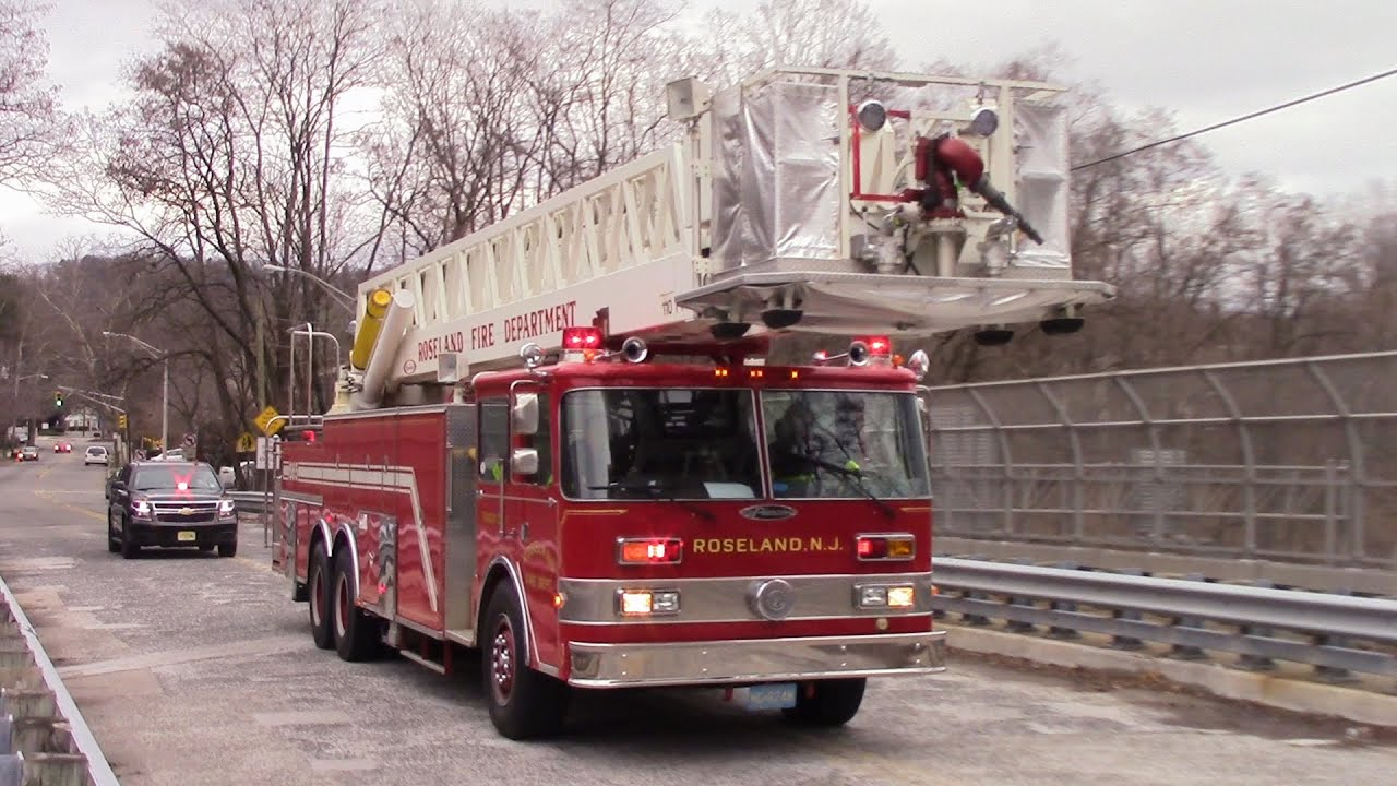 Old And Rare Fire Trucks Responding Compilation Part 11