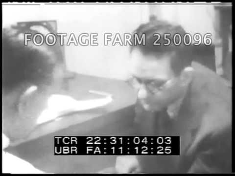 USA Homefront: German Agents, Duquesne Spy Ring Rl 2/2 250096-04 | Footage Farm