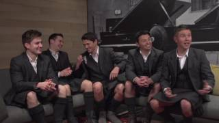 Celtic Thunder Bloopers