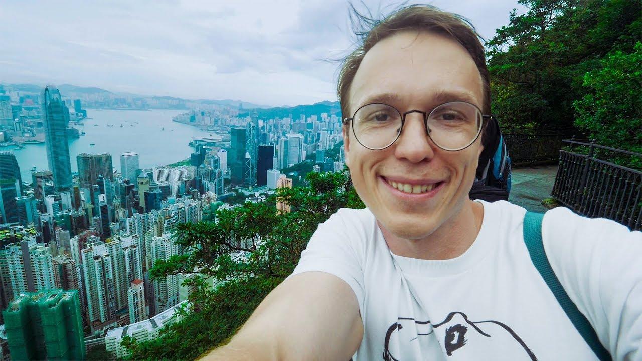 Ostrzygł mnie mój widz z Hongkongu!