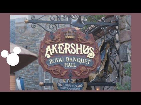 Day 7: Part 1: Akershus Royal Banquet Hall