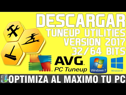 Descargar | Tuneup Utilities | Full | Version 2017 | 32/64 Bits + Seriales/Keys