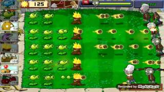 Tips menang di mode last stand plant vs zombies