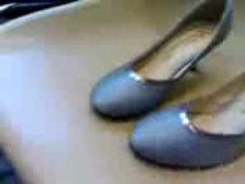 Ladies Silk Shoes By SILPMHAI