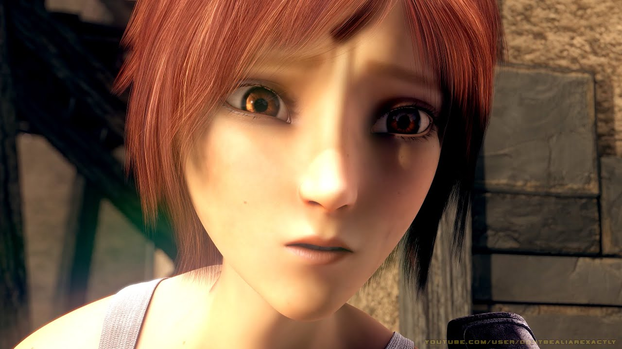 3d animation short film quotsintelquot story about girl and