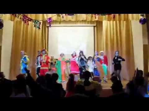 Аватария -КлипНовый год- ёлка шарики хлопушки
