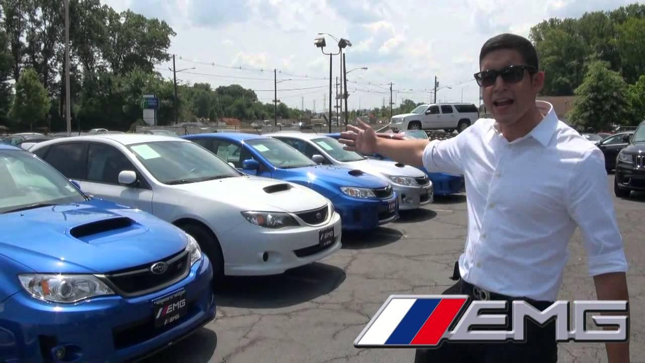 New Jersey Used Subaru WRX Sti Turbo EVO For Sale NJ YouTube - Subaru dealership new jersey