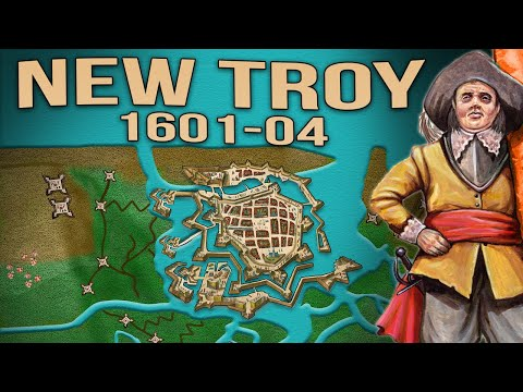 'New Troy': The (Staggering) Siege Of Ostende 1601-1604 | Eighty Years War