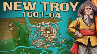 'new Troy': The  Staggering  Siege Of Ostende 1601-1604 | Eighty Years War