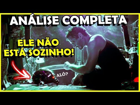 VINGADORES 4 ULTIMATO: ANÁLISE COMPLETA DO TRAILER CENA A CENA