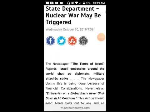 All Israel Embassies Close