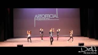 Hip Hop Junkies at Artofficial: Generation 2