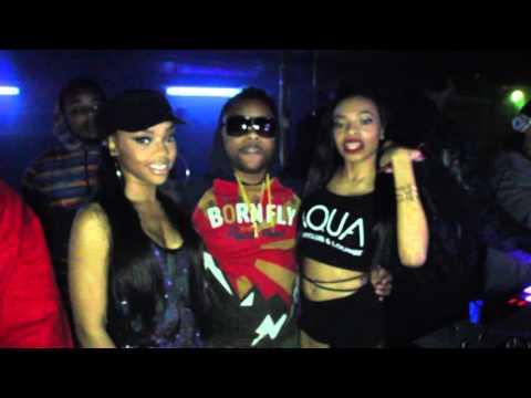 Soko - Club Aqua MLK Weekend in Jacksonville,FL. (Young Thug Concert)