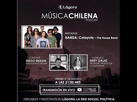 Lágora Música - Gonzalo Pereira Banda Colayuta - www.lagora.cl