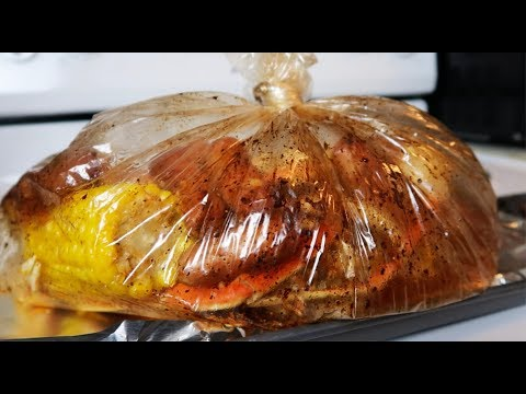 How I Make My Seafood Boils In A Bag 🔥| Pt. 1