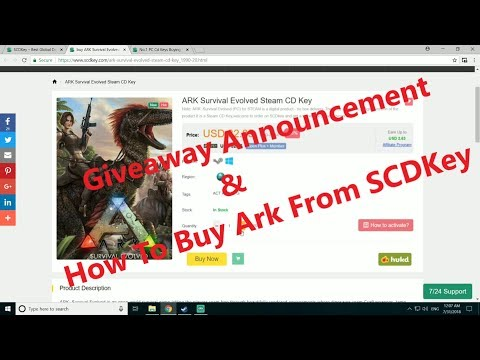 How To Buy Ark Steam CD Key From SCDKey
