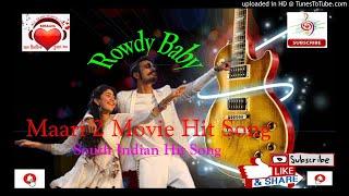 Rowdy Baby  Maari 2 [Telugu]  Telugu Hit Movie Song  Telugu mp3 Song  Dhanush,Sai Pallavi    Yuvan S