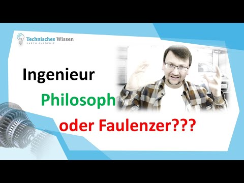 Ingenieur, Philosoph oder Faulenzer – 3 Charaktertypen