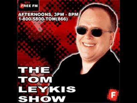 TOM LEYKIS  WOMAN CONFESSES ON NATIONAL RADIO HOW SHE KIILED
