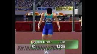 Battle Mode! -- Virtua Athlete 2000 - Pt.1: Foulin