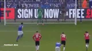 Video Gol Pertandingan Leicester City vs Manchester United