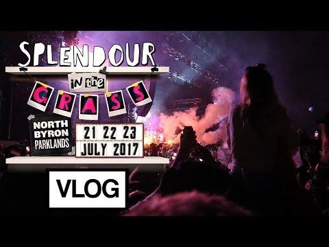 Splendour in the Grass 2017 Vlog
