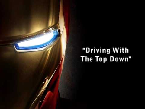 Iron Man OST - Driving With The Top Down