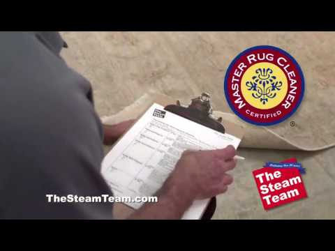 Rug Cleaning & Area Rug Cleaning in Austin By The Steam Team