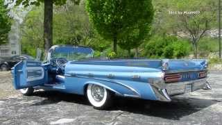 🚗  Pontiac 1959 Bonneville Convertible