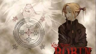 Robin - Witch hunter Robin - Iwasaki Taku