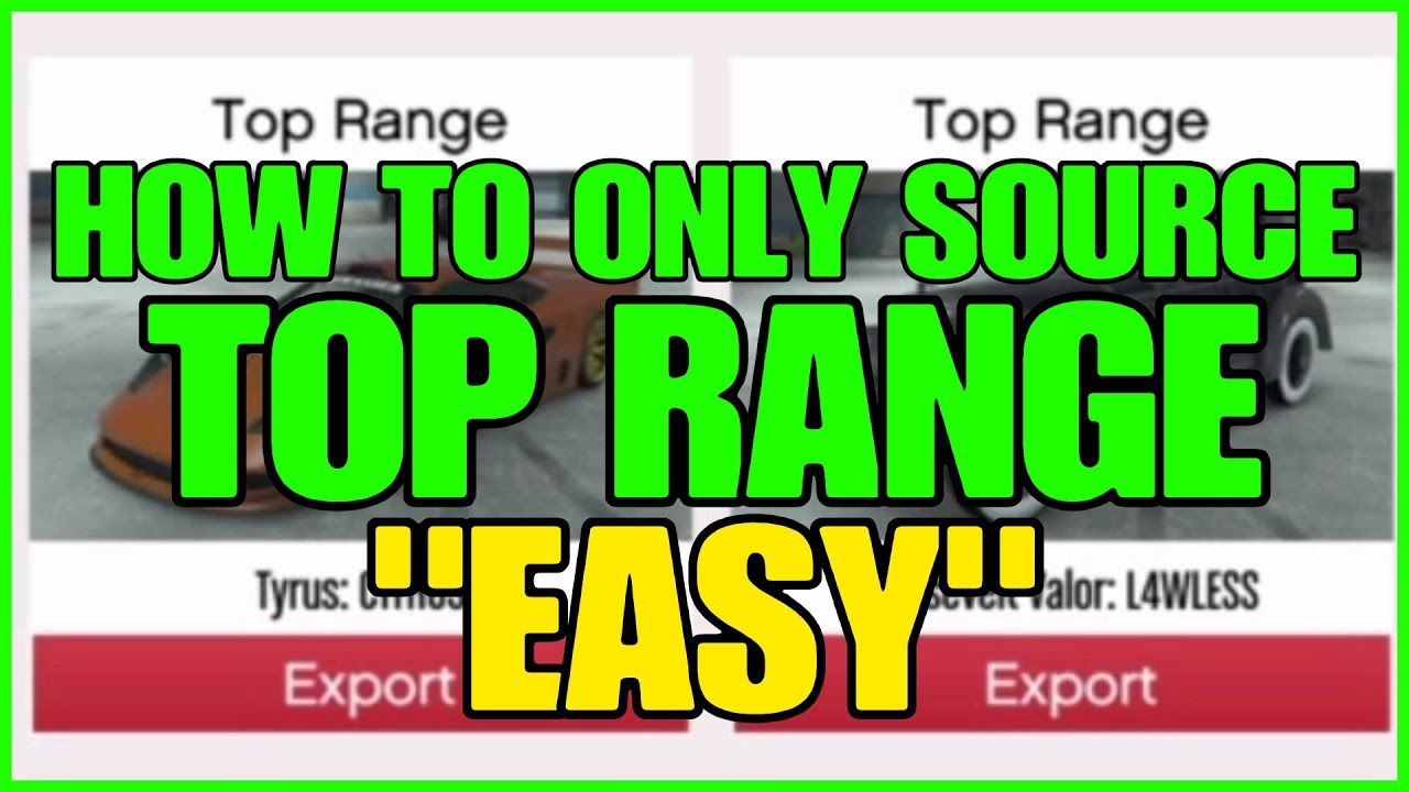 Here's An Advanced Guide for only Sourcing Top Range Cars in