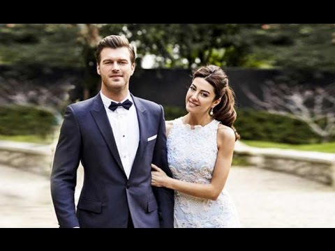 Kivanç Tatlitug IS MARRIED to Basak Dizer on february 2016 in Paris Wedding photos