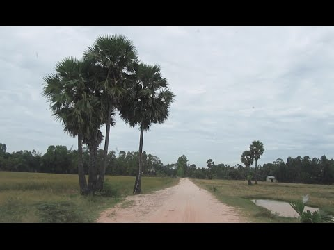 Svay Rieng Province in Cambodia