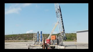 Science and Technology and UKZN test launch the UKZN Phoenix-1B Sounding Rocket