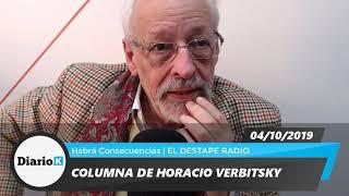 Horacio Verbitsky - La difícil tarea de Alberto en la reunificación sindical - 04 10 19